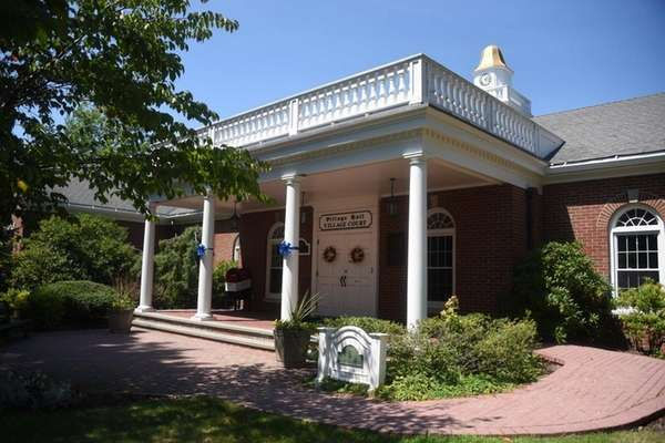 Massapequa Park Village Hall, Aug. 5, 2016.