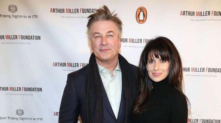 Alec Baldwin owns a vacation home in Amagansett.