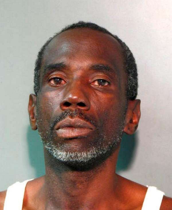 Phillip Robinson, 52, of Hempstead, was arrested Saturday,