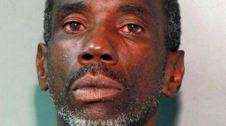 Phillip Robinson, 52, of Hempstead, was arrested Saturday,