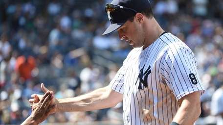 New York Yankees first baseman Mark Teixeira is
