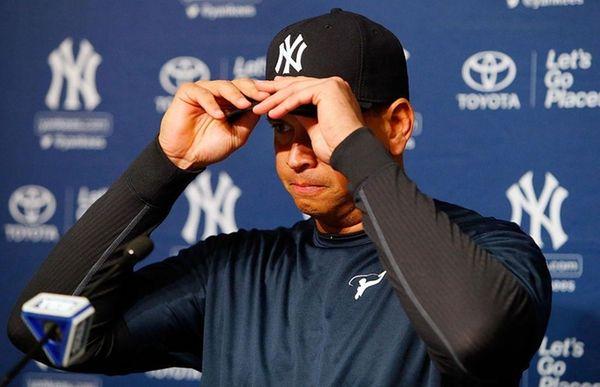 Alex Rodriguez will play his final major league