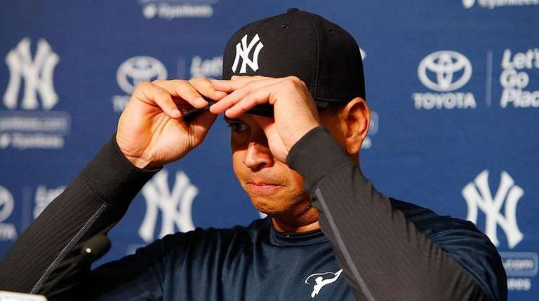 Alex Rodriguez will play his final major league