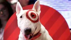 Target introduced its mascot, Bullseye, in 1999 in
