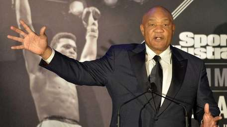 Boxing champ George Foreman has also been a