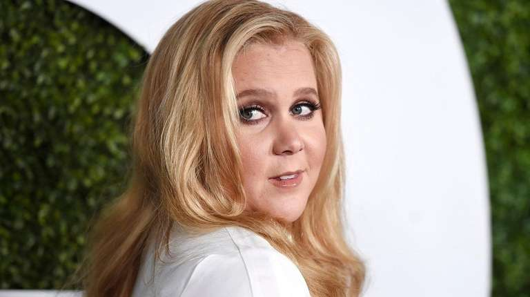 Amy Schumer will appear on three animated Fox