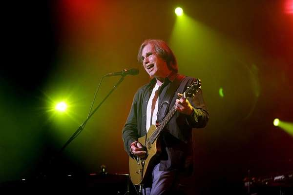 Jackson Browne will headline a show that is