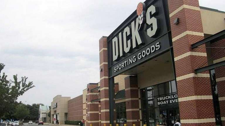 Dick's Sporting Goods at the Melville Mall on