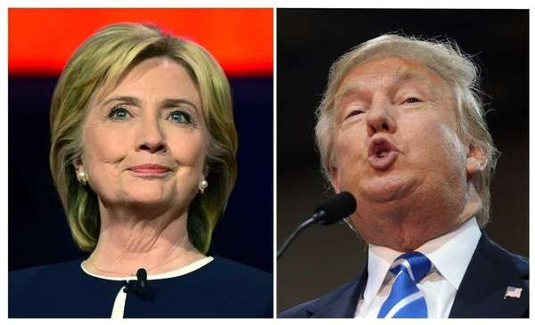 Hillary Clinton and Donald Trump both won primary