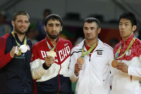 Judo: Khalmurzaev wins Russia's second judo gold at Rio
