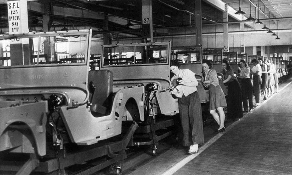 Willys Jeeps For Sale >> Fun facts you didn't know about Jeep | Newsday