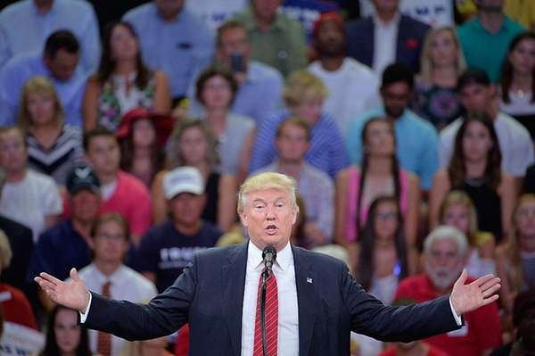 Donald Trump made a controversial remark about his