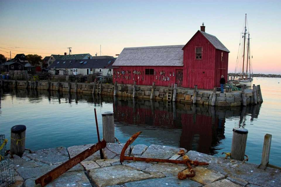 Four picturesque towns provide plenty of charm. The