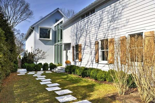 This $3.5 million Sag Harbor address is the