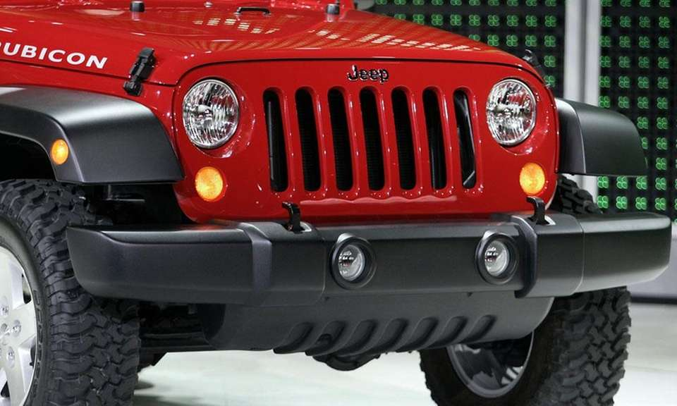 While most people know the Jeep Wrangler by