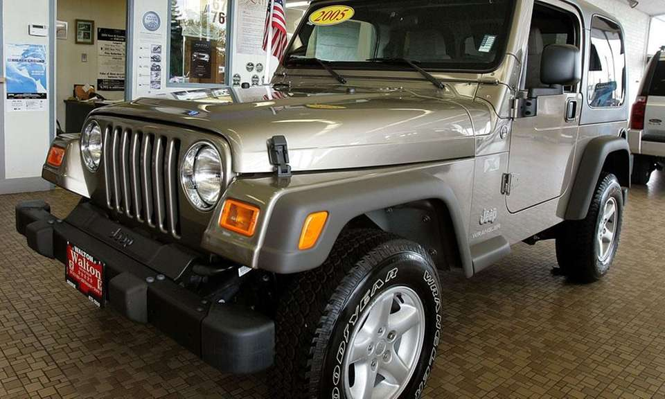 If you're shopping for a used Jeep Wrangler,