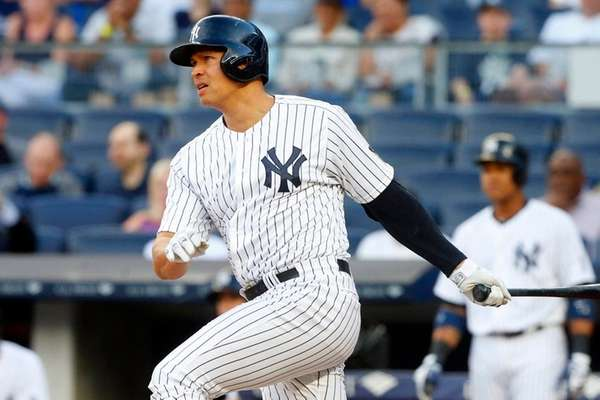 Rod to start Thursday for Yankees at Fenway Park