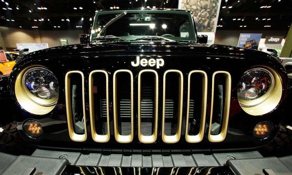 jeep 7 slot grill meaning