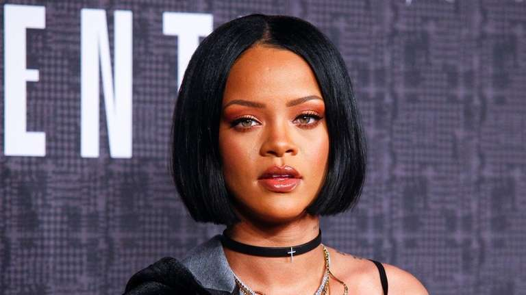 Rihanna is the latest to join the all-female