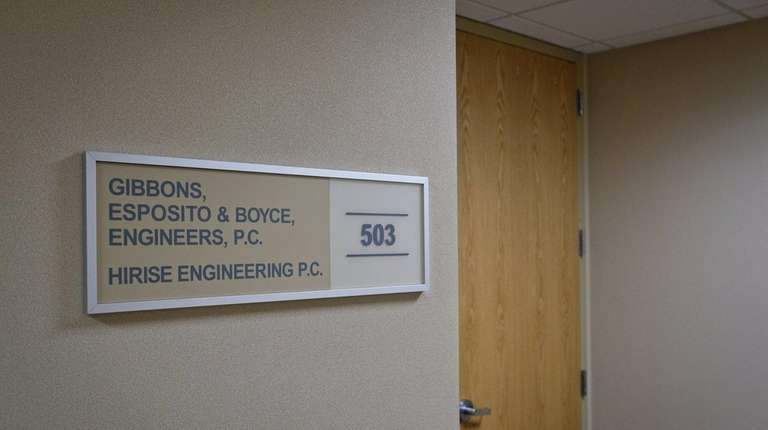 The office of HiRise Engineering at 50 Charles