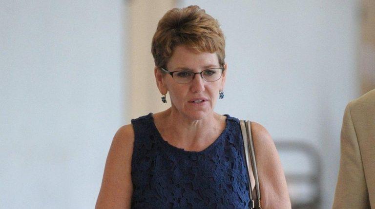 Renee Saalfield, mother of Adam Saalfield who is