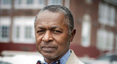 Hempstead School District Interim Superintendent Fadhilika Atiba-Weza is