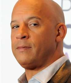 Dwayne Johnson, left, and Vin Diesel are reportedly