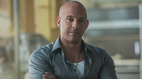 Vin Diesel appears as Dom Toretto in a
