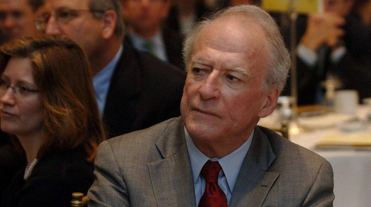 Robert Kiley, the fifth and longest-serving chairman of
