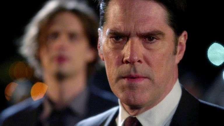 Thomas Gibson allegedly kicked a writer on the
