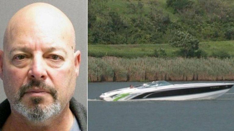 Nassau County police say Bennett M. Ragusa, 59,