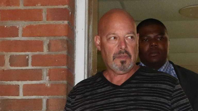 Bennett M. Ragusa, 59, was charged with leaving