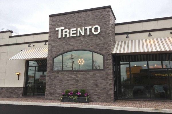 Trento Italian restaurant along Route 110 in East