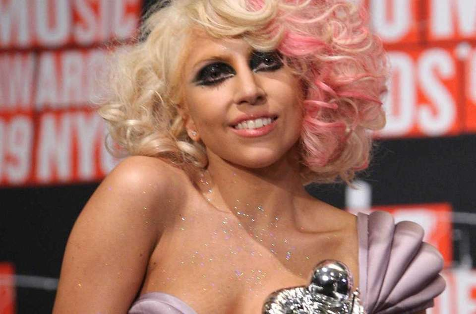 Then: Remember when Lady Gaga used to wear