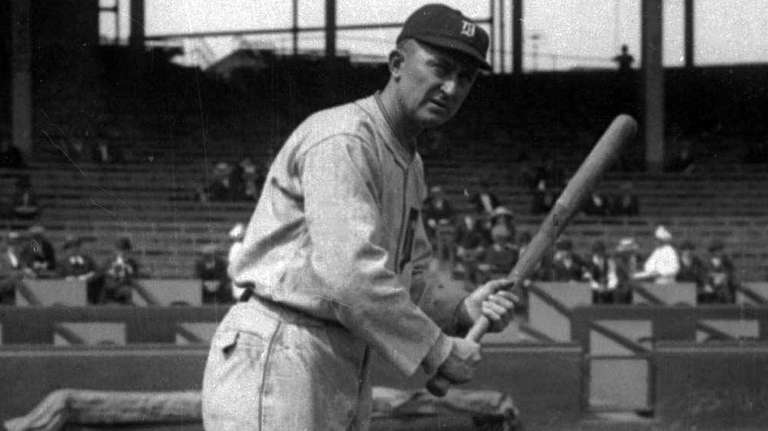 Debunking the 'facts' about baseball's Ty Cobb | Newsday