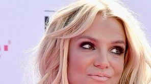 LAS VEGAS, NV - MAY 22: Singer Britney