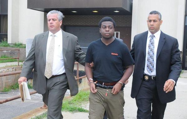 Charles Okonkwo Jr., 21, of Dix Hills, was