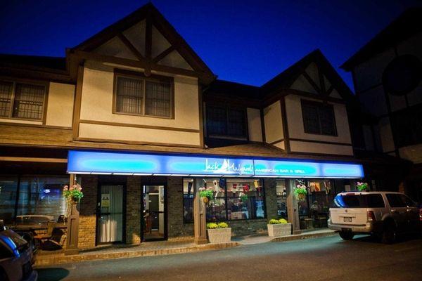 Oyster Bay's Jack Halyards restaurant, shown in 2013,