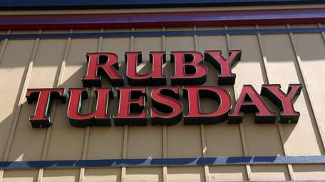 A Ruby Tuesday in an undated photo. The