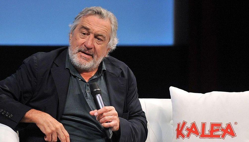 Actor and New Yorker Robert De Niro has