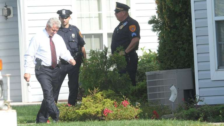Suffolk County police continue to investigate the circumstances