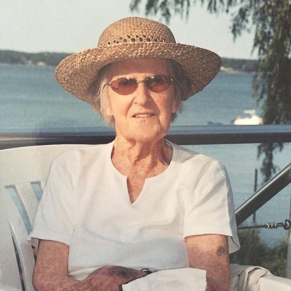 Nancy Meade, shown in a photo when she