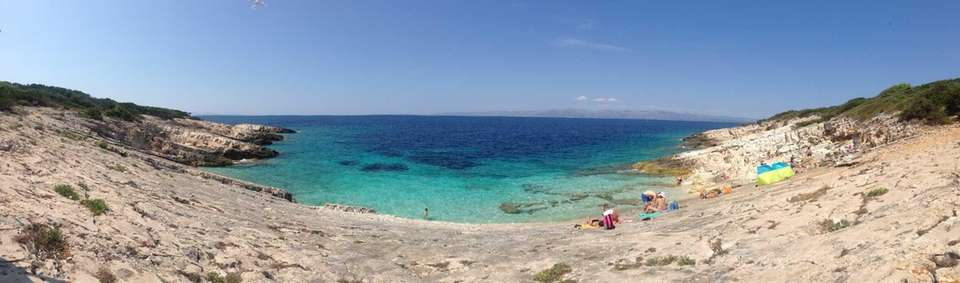 Proizd Island, Croatia, where it is said Jay-Z