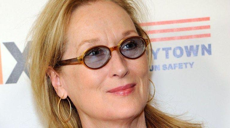 Meryl Streep says Amy Schumer would