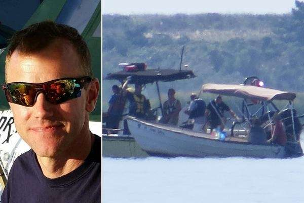 Andrew Weis, 48, of Lindenhurst, left, was recovered