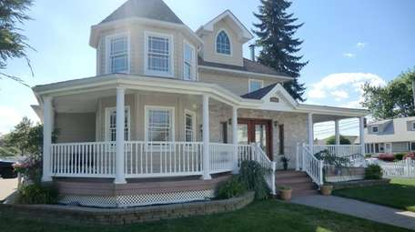 This Victorian in Bellmore is on the market
