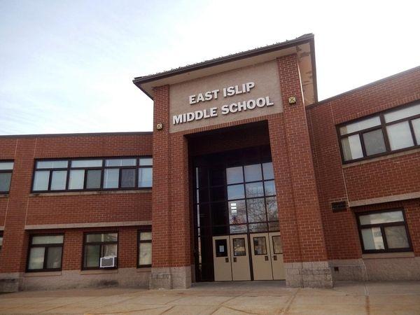 East Islip Middle School in Islip Terrace on