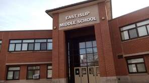 East Islip Middle School in Islip Terrace on