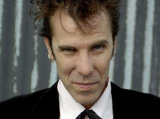 Stray Cats drummer Slim Jim Phantom, author of