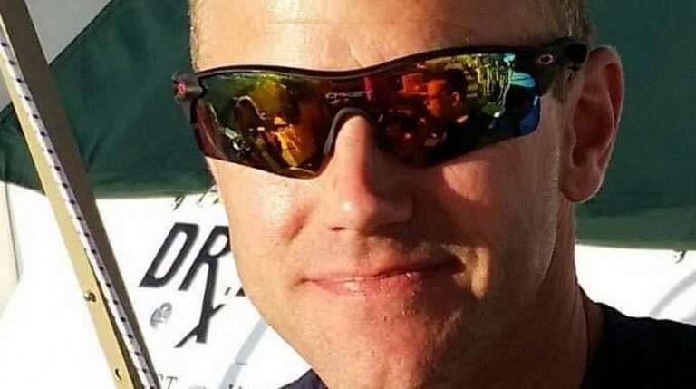 Andrew Weis, 48, was found dead in the